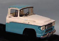 '58 Dodge Pick Up Cab Only