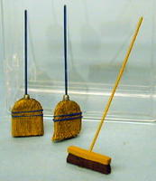 Straight broom (used)